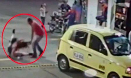Colombia, taxista, transporte público, mujer, violencia contra la mujer, video