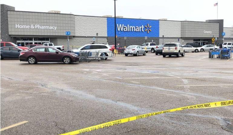 Tiroteo Walmart Forrest City