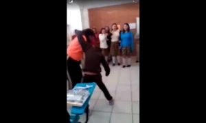 video, bullying, estudiante, coahuila