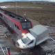 Turquía, tren, vía ferroviaria, accidente, actualidad