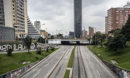 Bogotá, cuarentena, asilamiento, salud pública, coronavirus, covid-19, Colombia, internacional
