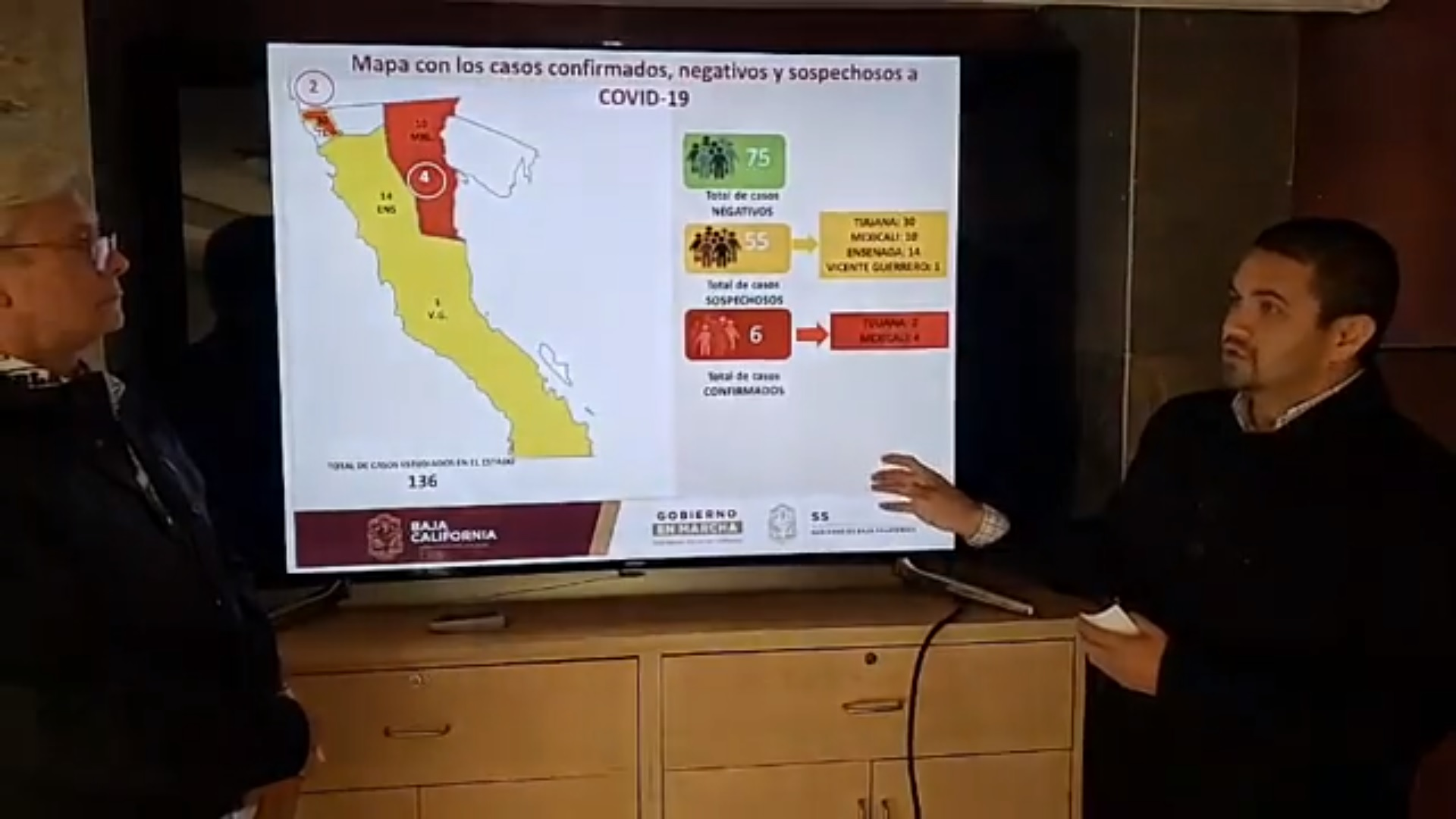 coronavirus, Tijuana, sexto caso