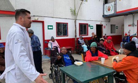 Tijuana, Capacitaciones, Secretaría de Salud