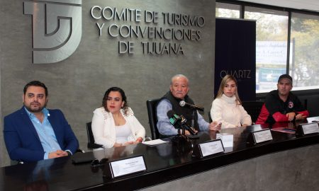 BCIFF,COTUCO,sede, Tijuana