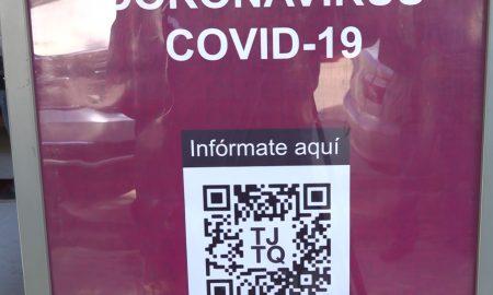 Tijuana, Información Virtual, QR