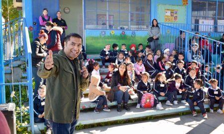 MORENA, Diputado, Jardín de niños, menores de edad, tijuana