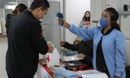 medidas, Tijuana, Cruz Roja