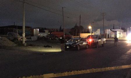 Asesinato, Fracc. Santa fe, Policía Municipal
