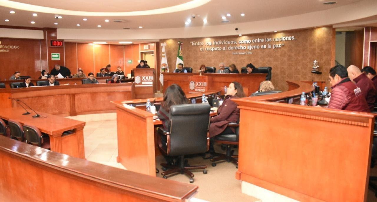 XXIII Legislatura de Baja California, pagos, covid-19, reforma