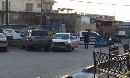 asalto, playas de Tijuana, Zona centro, policía municipal