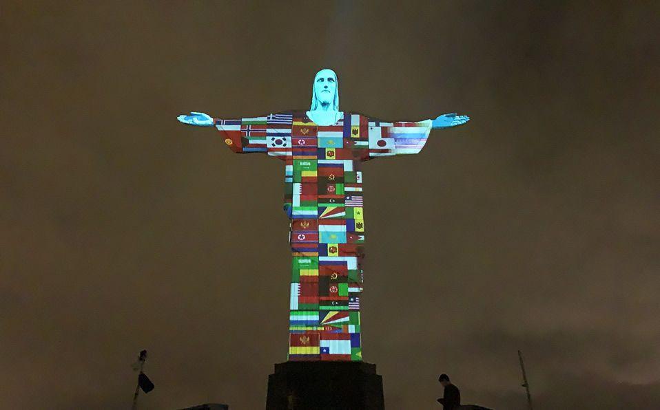 Cristo Redentor, Brasil, Río de Janeiro, Religión, pandemia, coronavirus, covid-19