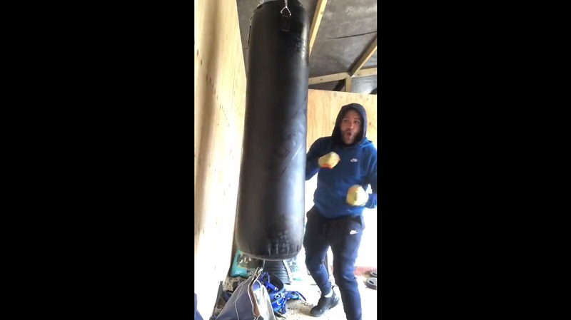 Boxeador, explica, aconseja, golpear, mujeres, Billy Joe Saunders, video, viral