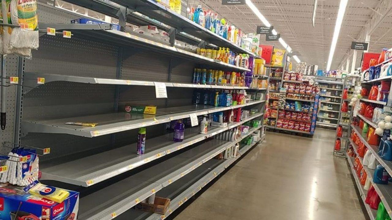 Autoridades federales llaman a evitar compras de pánico