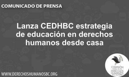 Mexicali, Estrategia, CEDHBC
