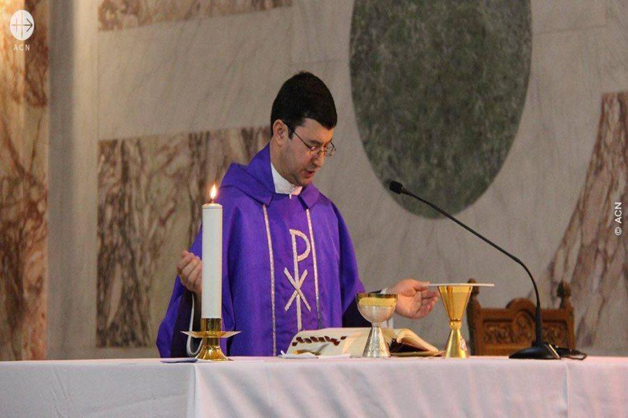 coronavirus, iglesia, Monterrey, misas virtuales