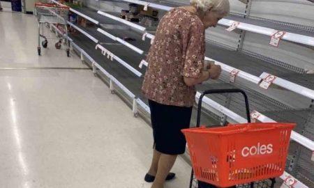 supermercado, compras, coronavirus, covid-19, tercera edad, actualidad