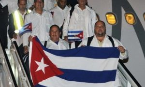 médicos, Cuba, pandemia, coronavirus, salud, internacional