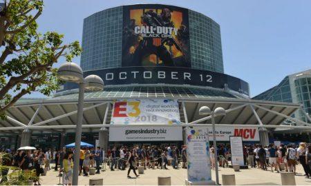 E3, convencion, videojuegos, electronico, entretenimiento, digital,