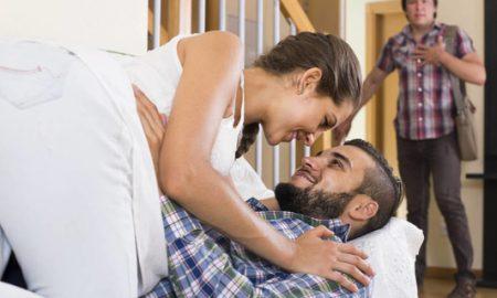 pareja, matrimonio, engaño, coronavirus, actualidad, covid-19, pandemia, cuarentena
