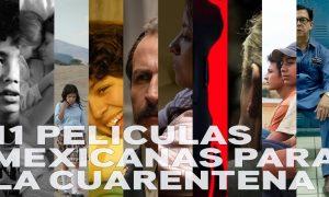 Cine, cultura, crítica de cine, Fernanda Solórzano, películas, cuarentena