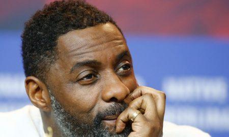 Actor, Idris Elba, coronavirus, cine, Hollywood