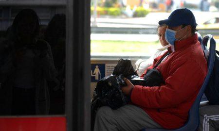 conductora, autobús, salud, transporte público, coronavirus, pandemia, solidaridad