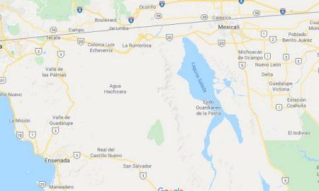 Mexicali, Tijuana, mapa, panorámica, google maps,