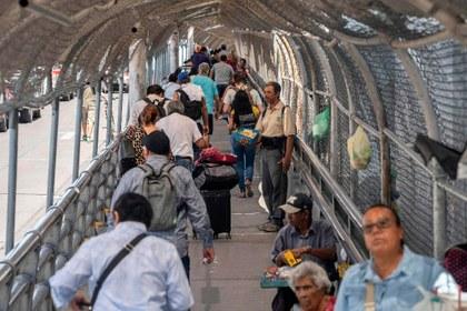 México, migrantes, centroamericanos, EEUU, deportación, Frontera Norte, Tijuana