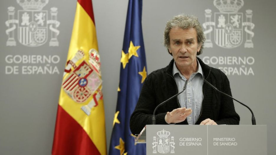 España, coronavirus, China, covid-19, internaciona, salud
