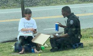 actualidad, alimentos, situación de calle, Carolina del Norte, redes sociales, EEUU, policía