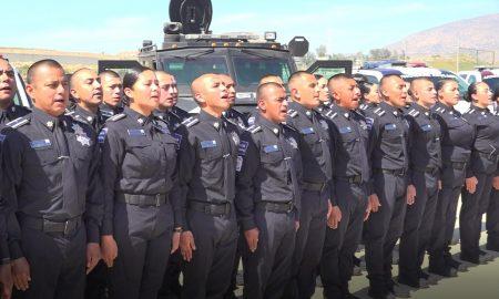Ley de Seguridad, policías, Baja California