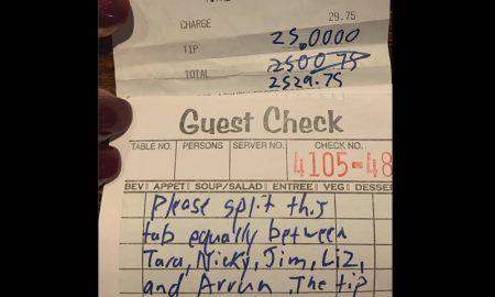 Restaurante, propina, Ohio, Cierre, coronavirus, buenas noticias