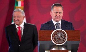 cuentas bancarias, política, UIF, AMLO, Santiago Nieto, SAT