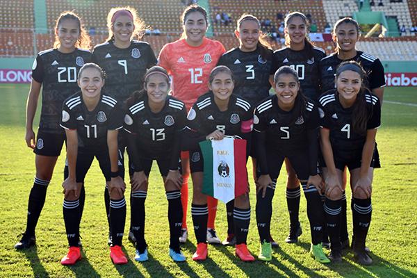 México Sub-20 femenil logra sufrida clasificación al Mundial frente a Haití