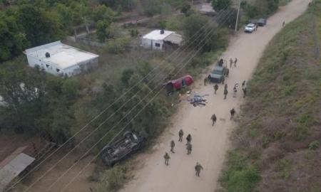 Ejército, civiles armados, Culiacán, Sinaloa, enfrentamiento armado, violencia, SSP