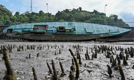 submarinos, Colombia, narcotráfico, narcos, delincuencia organizada, internacional, fotos