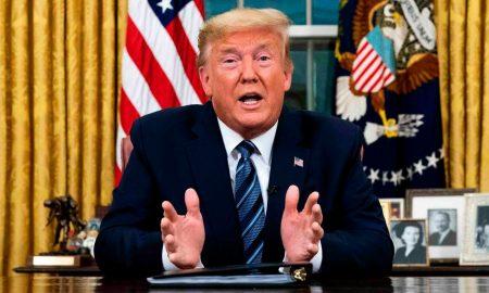 Donald Trump, mandato, EEUU, Constitución, anticonstitucional