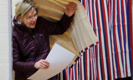 EEUU, presidencia, Washington, Elizabeth Warren, Casa Blanca, primarias demócratas