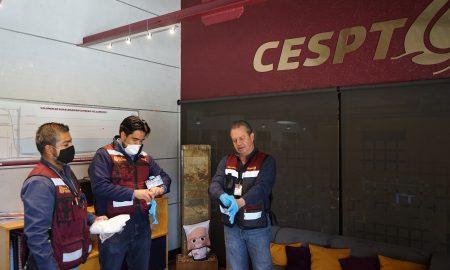 CESPT, medidas preventivas, covid-19