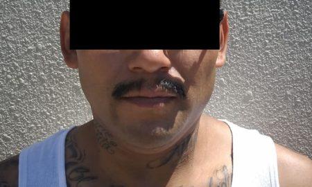 FGE, robo, auto, Mexicali