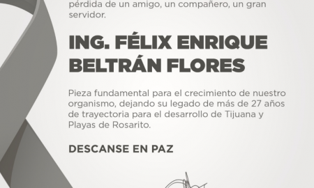 CESPT, Fallecimiento, Hospital Geneeral de Tijuana,