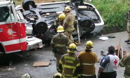 accidente, tránsito, bomberos, policía municipal, lesionado