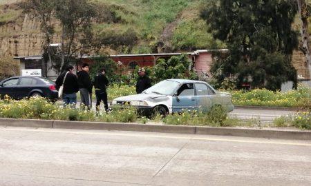 accidente, 5 y 10, San Antonio de los Buenos