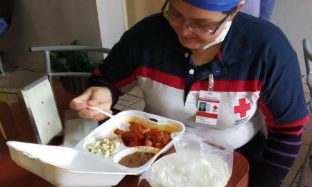 Cruz Roja Tijuana, Index Zona Costa, comidas,