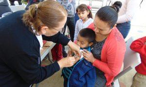 vacuna, menores de edad, Secretaría de Salud de Baja California,