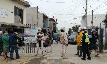 explosión, tanque, gas, lesionados, viviendas