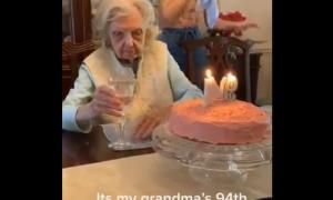 abuelita, celebración, cumpleaños, fiesta de cumpleaños, deseo de cumpleaños