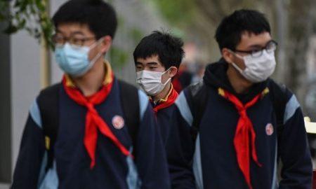 clases presenciales, China, pandemia, actividades, Shanghái, Pekín