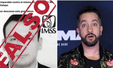 Chumel Torres, IMSS, información falsa, fake news, Twitter, actualidad
