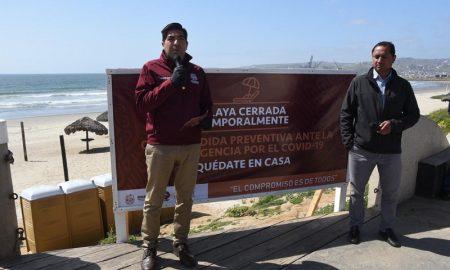 cierre, playas, Ensenadan, Armando Ayala, municipio
